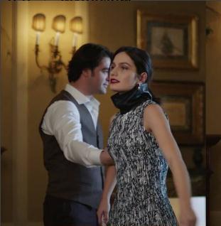 Ölene Kadar 5. Bölüm Beril Elbise