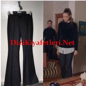 Cukur 8 Bolum Sena siyah pantolon
