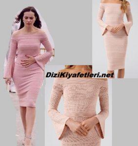 Bir Deli Rüzgar Melike elbise
