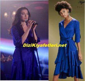 Bir Deli Rüzgar Pınar Elbise