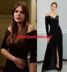 İstanbullu Gelin Süreyya elbise