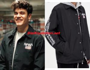 4N1K Ali siyah ceket