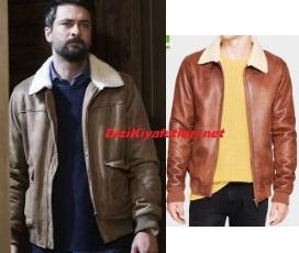 Alihan kahverengi ceket
