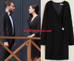 Sen Anlat Karadeniz Berrak siyah elbise