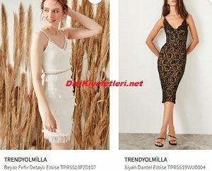 TrendyolMilla Elbise fırsatları