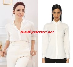 Umay beyaz gömlek