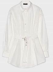 Zalim İstanbul Şeniz beyaz gömlek