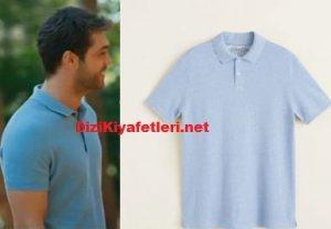 Furkan Andıç dizide gidiği polo tişört