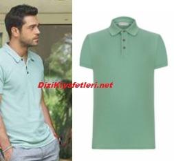 Furkan Andıç yeşil tişört