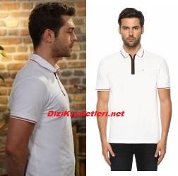 Her Yerde Sen Demir beyaz tişört