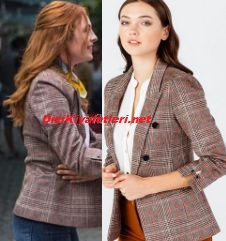 Sevgili Geçmiş Deren ceket