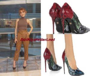 Mucize Doktor Beliz topuklu ayakkabı markası