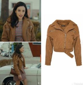 Sefirin kızı ilay ceketi