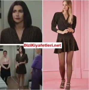 Yasak ELma Sahika elbisesi