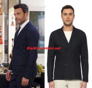 Yasak Elma Kaya lacivert ceket