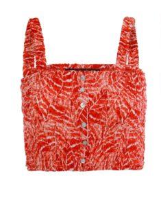 Çatı Katı Aşk Ayşe kırmızı bluz markası