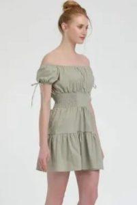 Çatı Katı Aşk Ayşe mini elbisesi