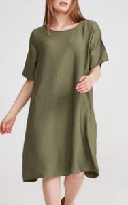 Çatı Katı Aşk Süheyla haki elbisesi