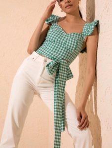 Çatı Katı Yasemin bluz markası