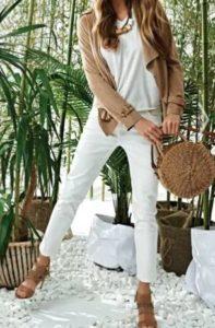 Cati Kati ask Gülriz beyaz pantolon