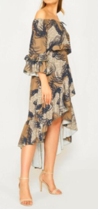 Çatı Katı Aşk Ayşe Süheyla elbisesi