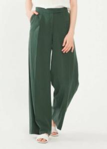Çatı Katı Aşk Yasemin yeşil pantolonu