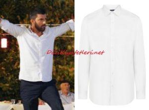 Sefirin Kızı Sancar beyaz gömlek